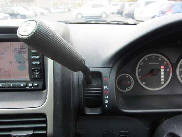 Used 2001 AT Honda CR-V LA-RD4 Image[7]