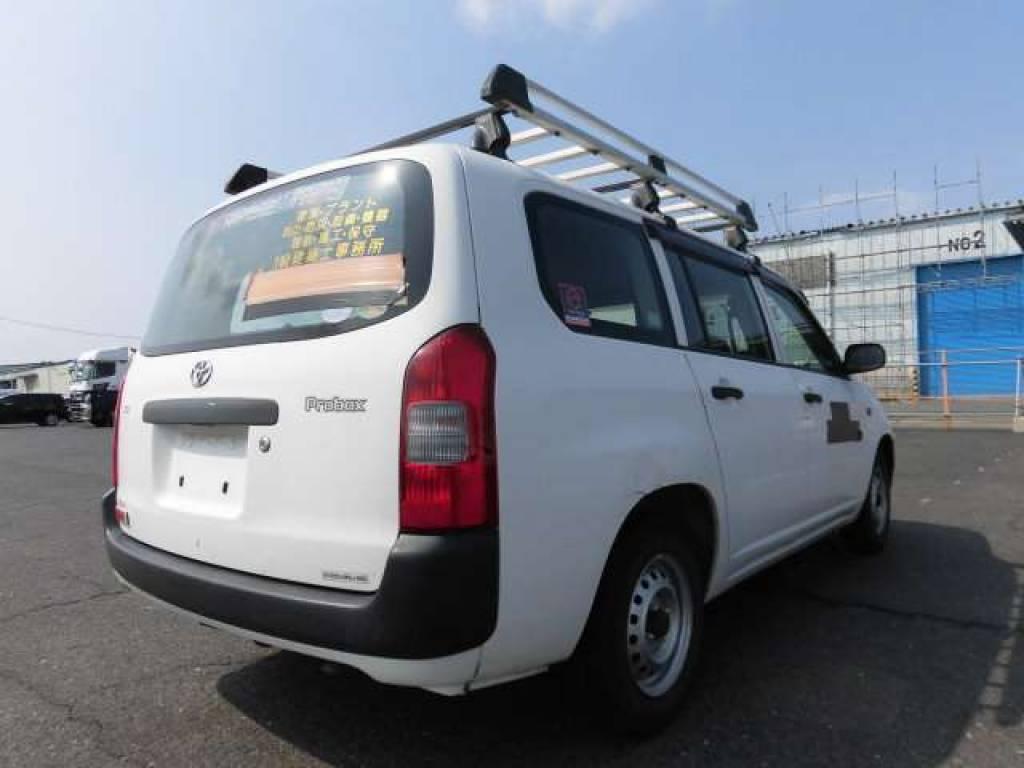 Used 2010 MT Toyota Probox Van NCP50V Image[4]
