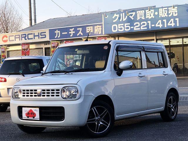 Used 2010 AT Suzuki Lapin DBA-HE22S