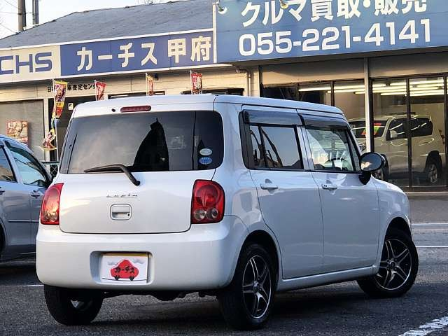 Used 2010 AT Suzuki Lapin DBA-HE22S Image[2]