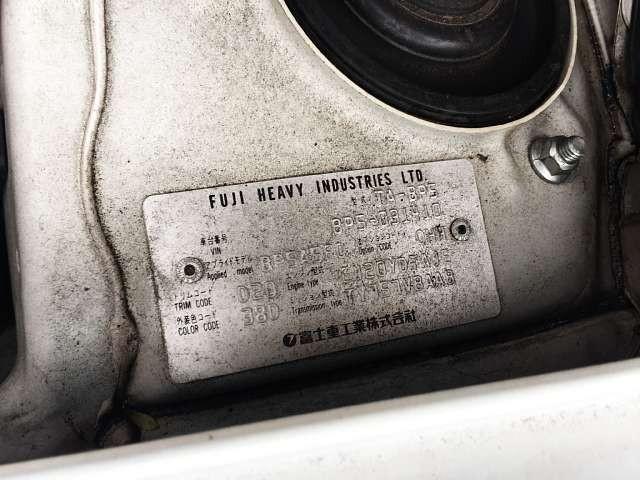 Used 2003 MT Subaru Legacy TA-BP5 Image[9]