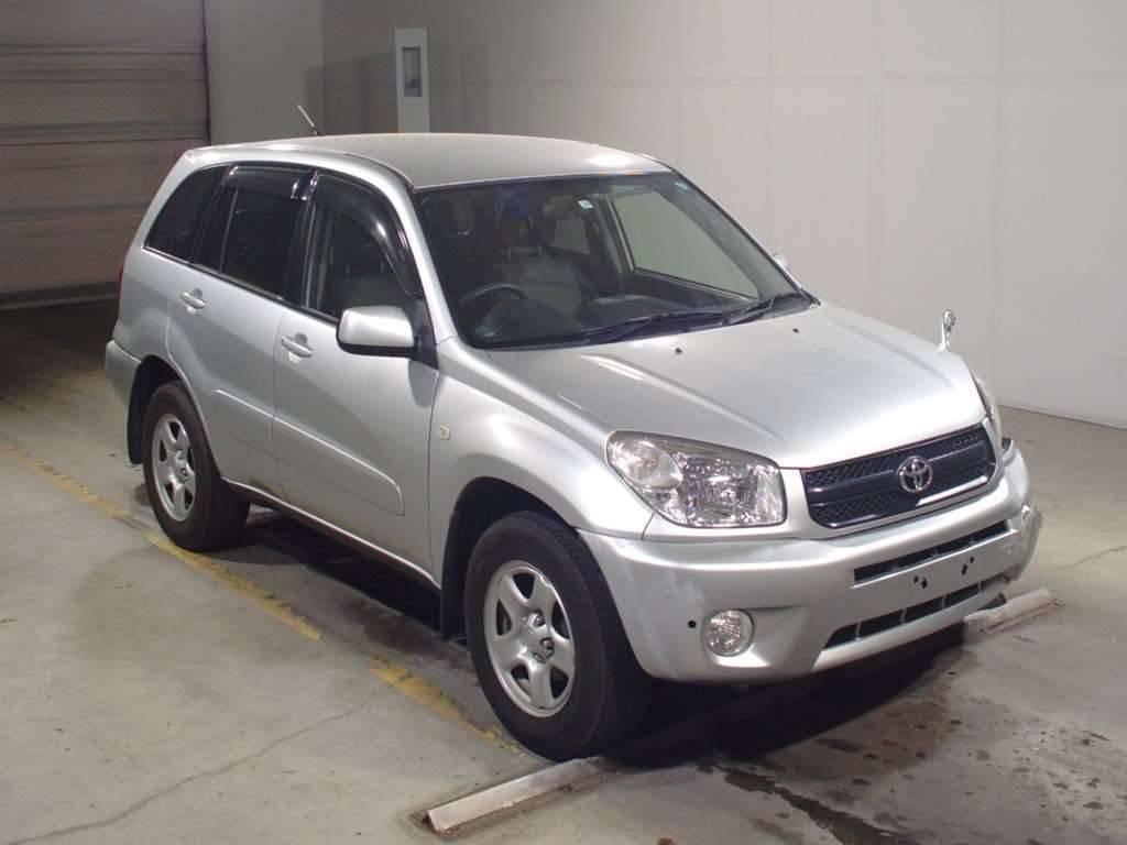 Used 2005 AT Toyota RAV4 ZCA26W