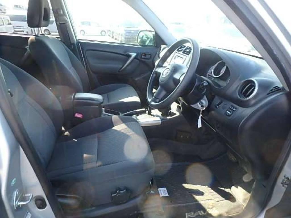 Used 2005 AT Toyota RAV4 ZCA26W Image[4]