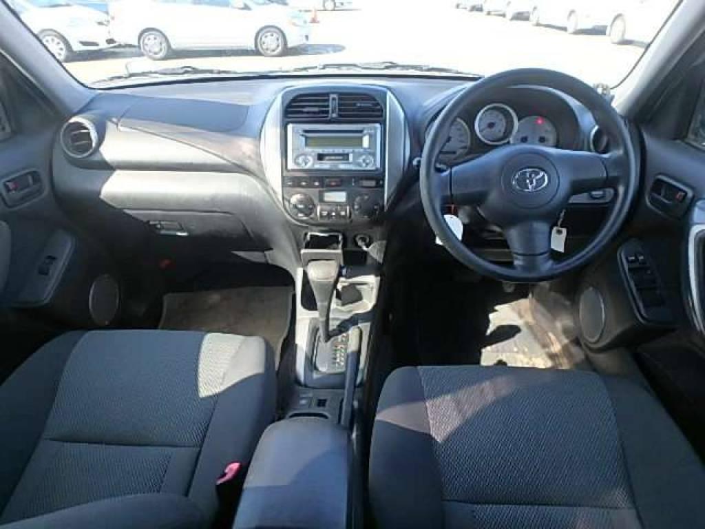 Used 2005 AT Toyota RAV4 ZCA26W Image[7]