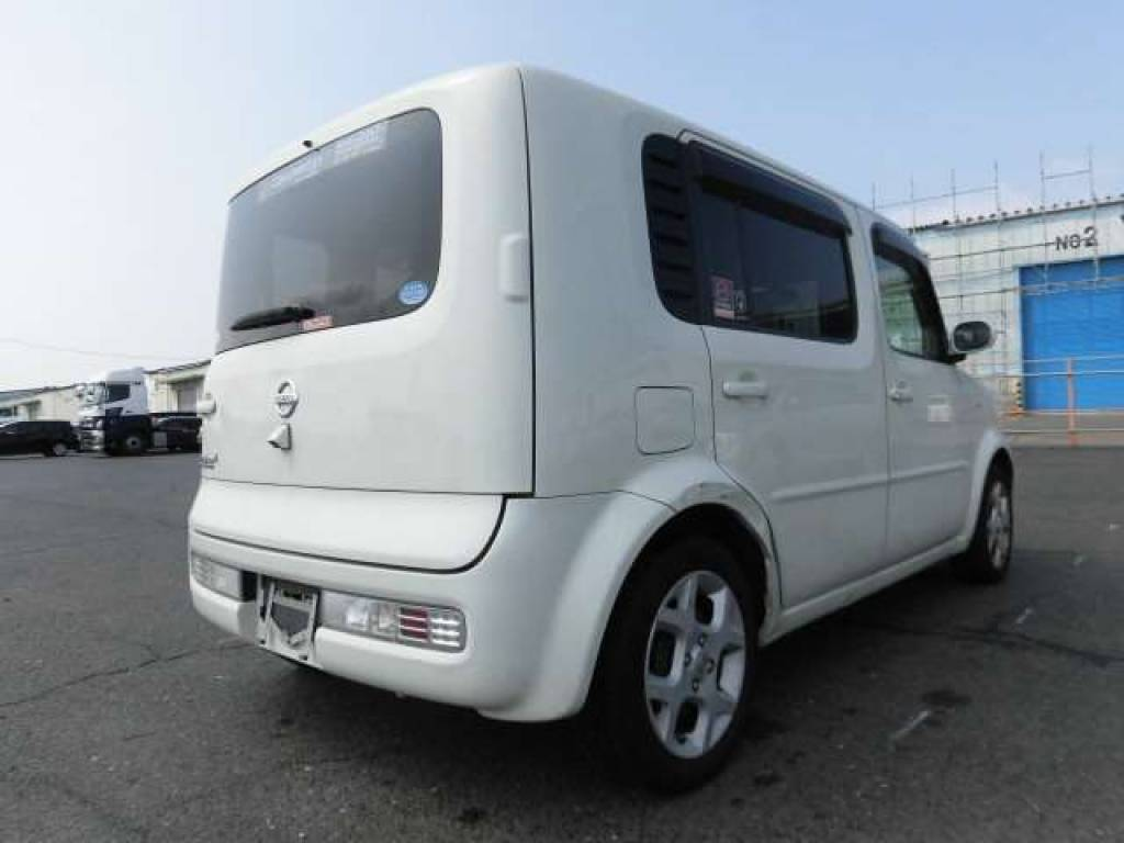 Used 2007 AT Nissan Cube Cubic YGZ11 Image[3]