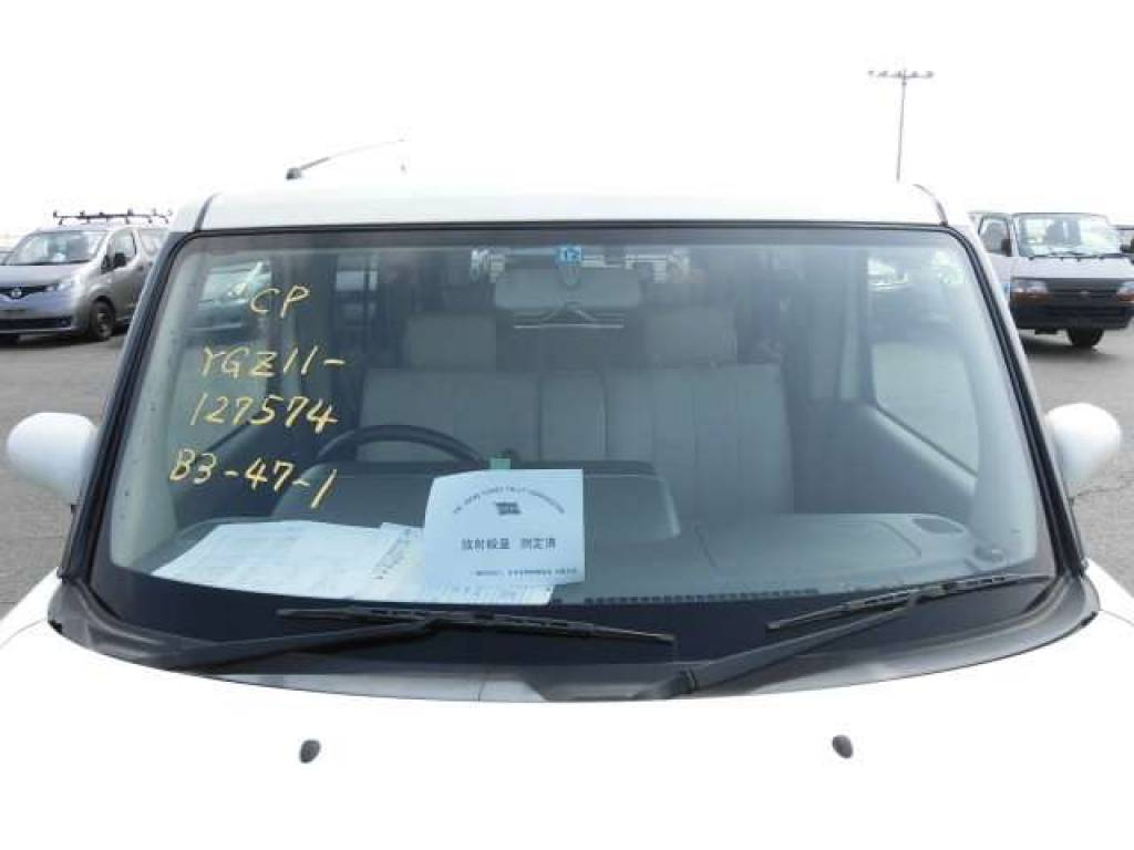 Used 2007 AT Nissan Cube Cubic YGZ11 Image[6]