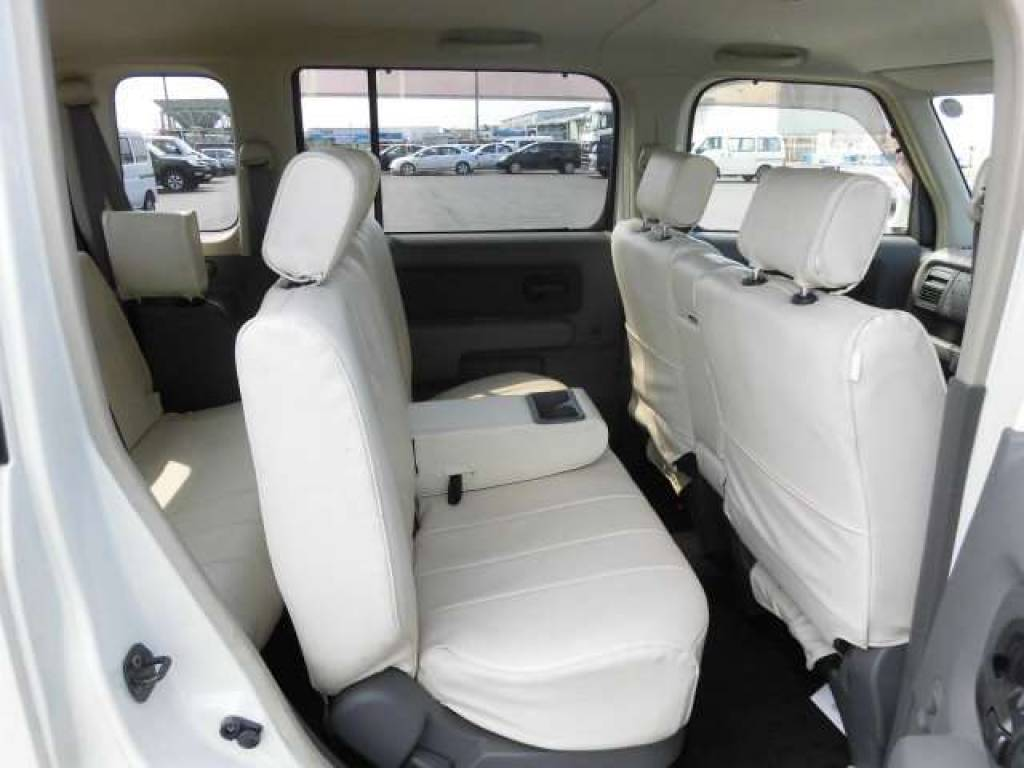 Used 2007 AT Nissan Cube Cubic YGZ11 Image[16]