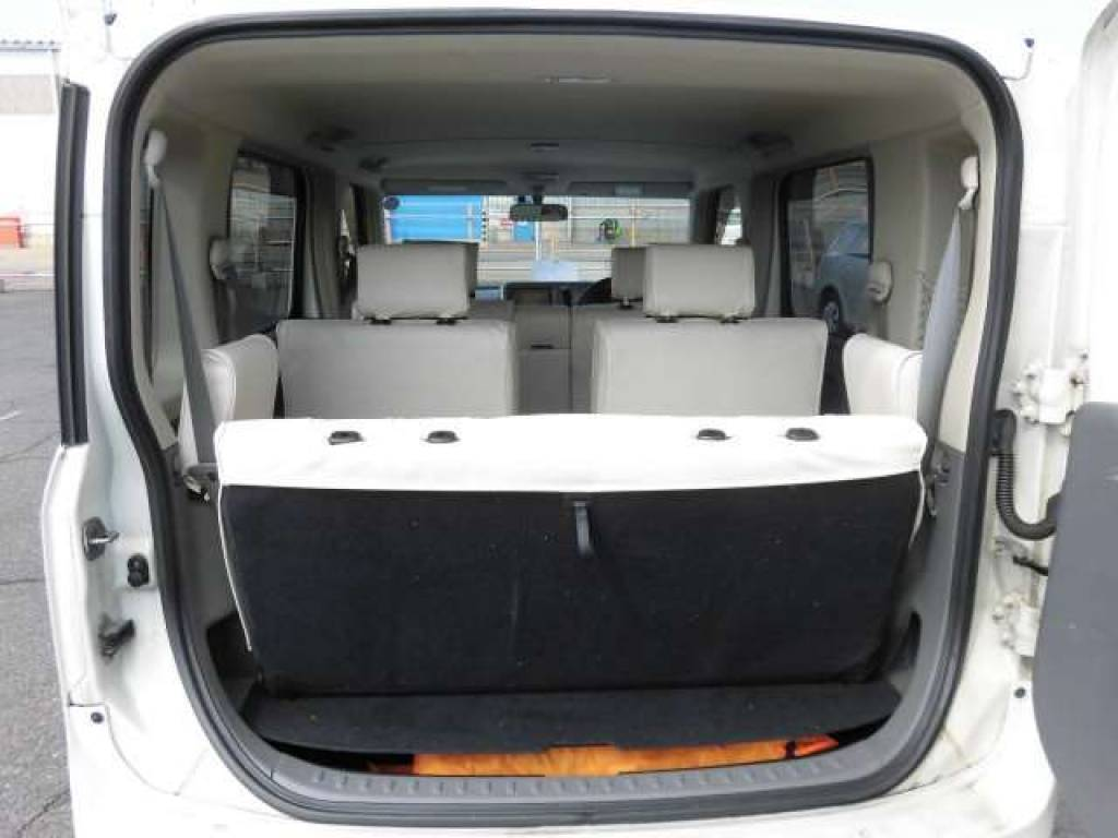 Used 2007 AT Nissan Cube Cubic YGZ11 Image[17]
