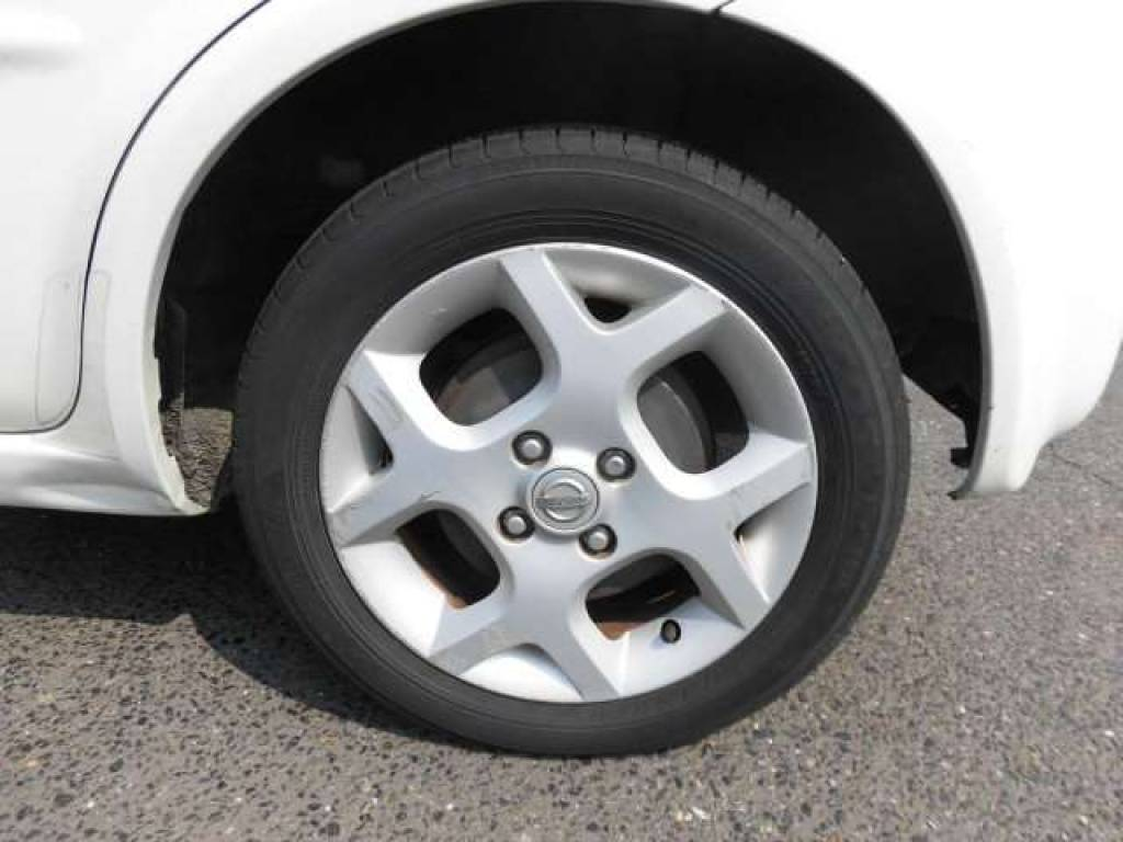 Used 2007 AT Nissan Cube Cubic YGZ11 Image[30]