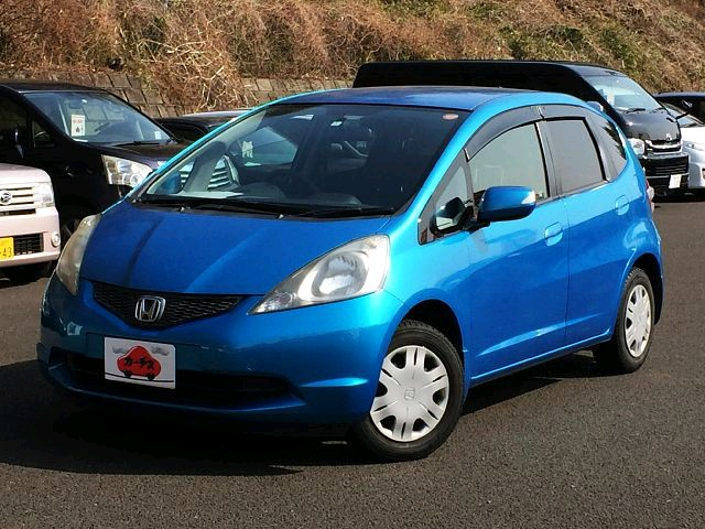 Used 2008 AT Honda Fit DBA-GE6