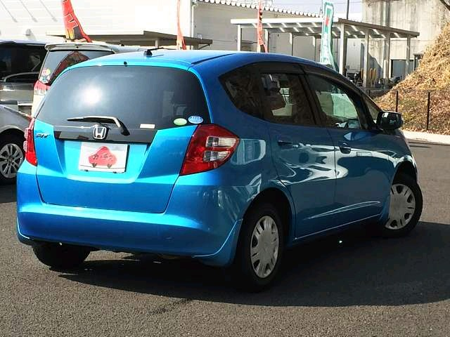Used 2008 AT Honda Fit DBA-GE6 Image[2]