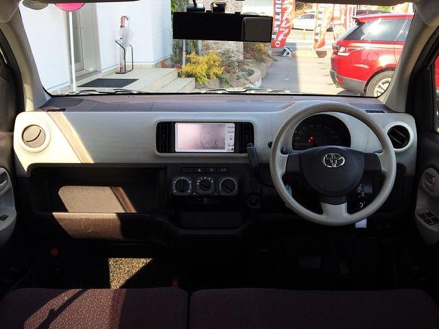 Used 2010 CVT Toyota Passo DBA-KGC30 Image[1]