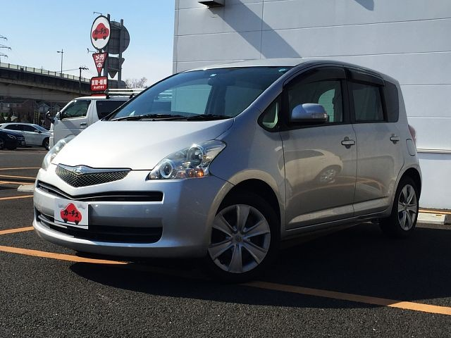 Used 2009 AT Toyota Ractis DBA-SCP100