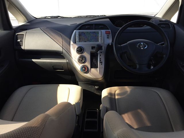 Used 2009 AT Toyota Ractis DBA-SCP100 Image[1]