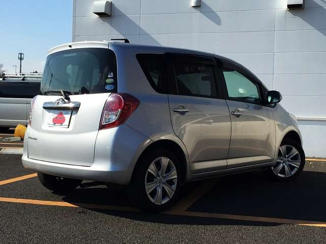 Used 2009 AT Toyota Ractis DBA-SCP100 Image[2]