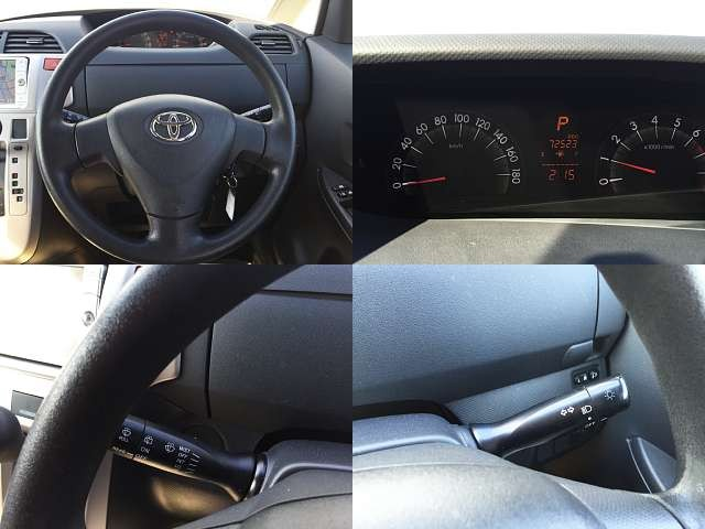 Used 2009 AT Toyota Ractis DBA-SCP100 Image[4]