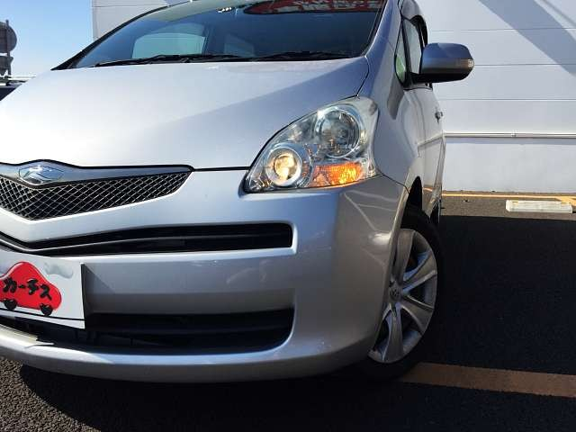 Used 2009 AT Toyota Ractis DBA-SCP100 Image[9]