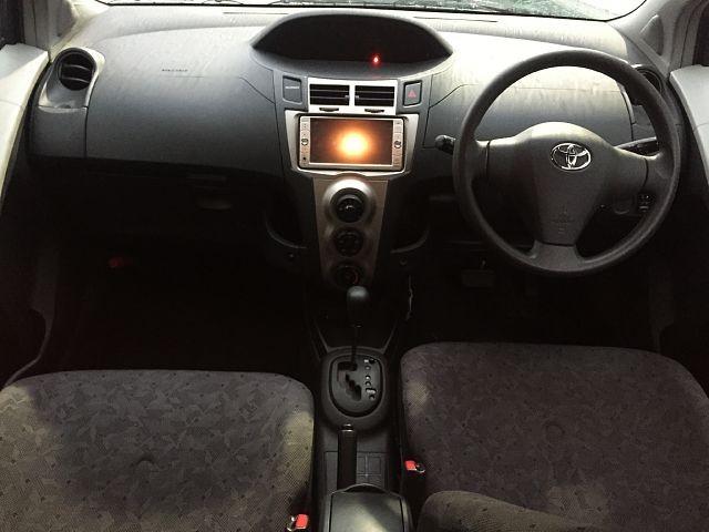 Used 2010 AT Toyota Vitz DBA-SCP90 Image[1]