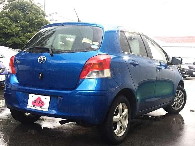 Used 2010 AT Toyota Vitz DBA-SCP90 Image[2]