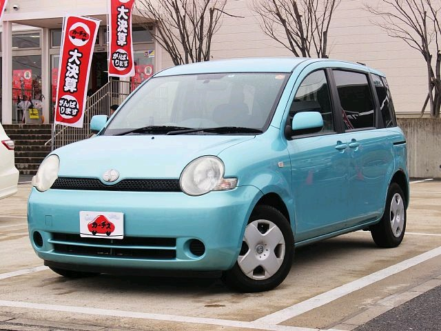 Used 2004 AT Toyota Sienta CBA-NCP81G