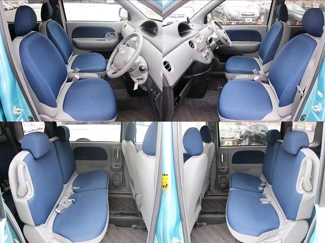 Used 2004 AT Toyota Sienta CBA-NCP81G Image[7]