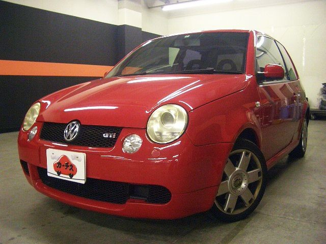 Used 2004 MT Volkswagen Lupo GH-6EAVY