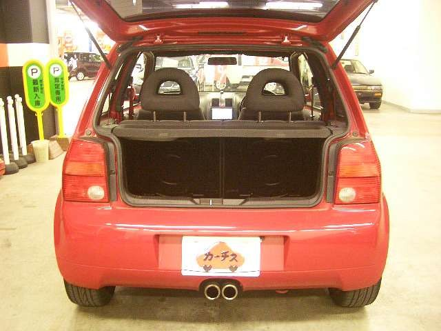 Used 2004 MT Volkswagen Lupo GH-6EAVY Image[5]