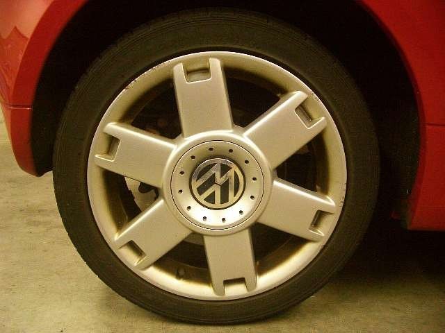 Used 2004 MT Volkswagen Lupo GH-6EAVY Image[8]