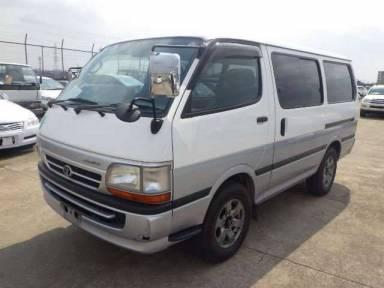 Toyota Hiace Van 2003 from Japan