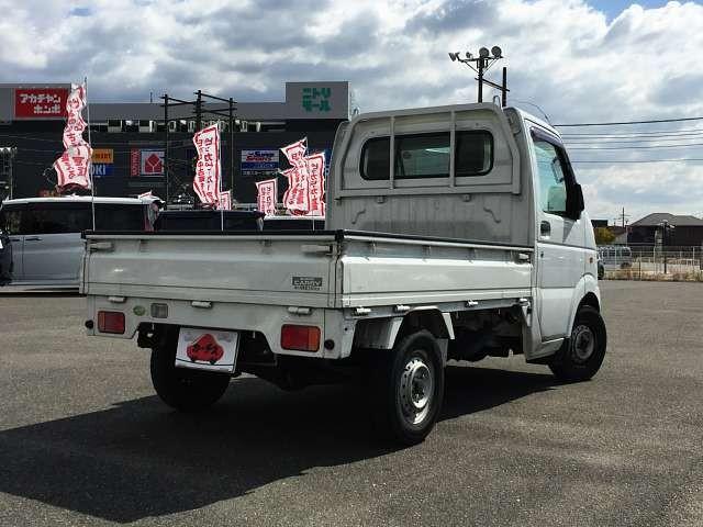 Used 2007 MT Suzuki Carry Truck EBD-DA63T Image[2]