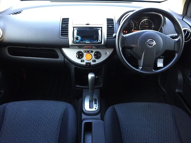 Used 2010 CVT Nissan Note DBA-E11 Image[1]