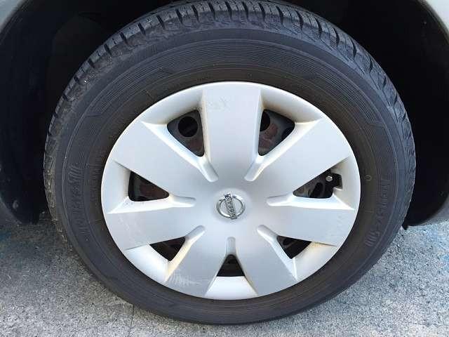 Used 2010 CVT Nissan Note DBA-E11 Image[4]