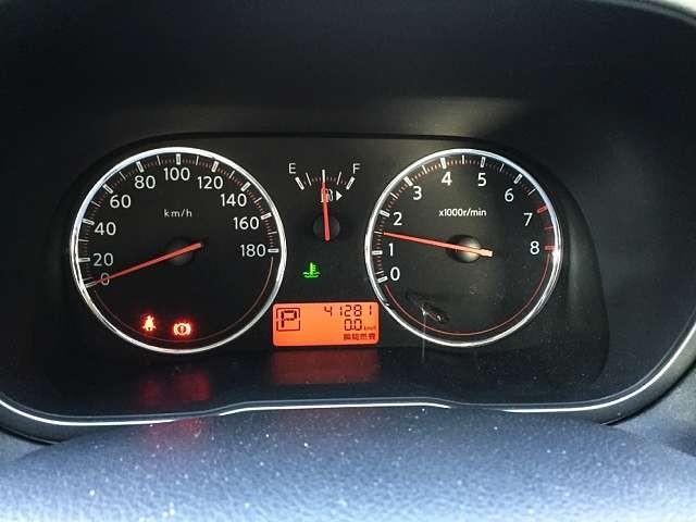 Used 2010 CVT Nissan Note DBA-E11 Image[6]