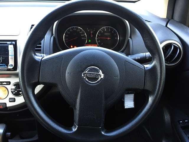 Used 2010 CVT Nissan Note DBA-E11 Image[7]