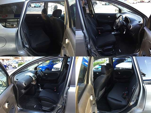 Used 2010 CVT Nissan Note DBA-E11 Image[8]