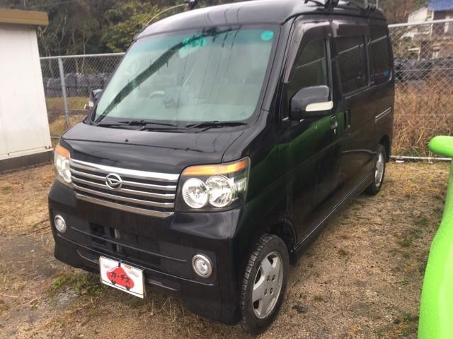 Used 2010 AT Daihatsu Atrai ABA-S321G