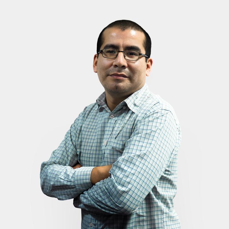 Docente Pablo Vilchez