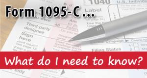 Form 1095-C info