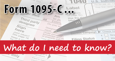 Form 1095-C: What do I need to know?