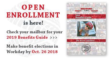 2019 Full-time Benefits Open Enrollment