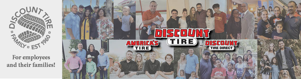 Discount Tire Family