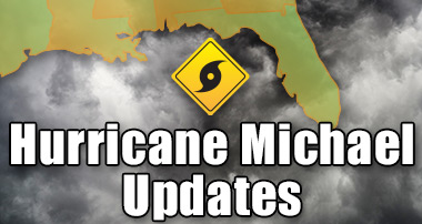UPDATE: Hurricane Michael Affected Areas
