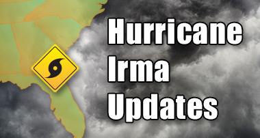 UPDATE: Hurricane Irma Affected Areas