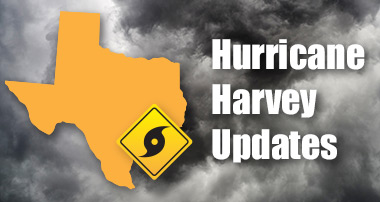 UPDATE: Hurricane Harvey Affected Areas