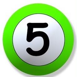 Atom # 5