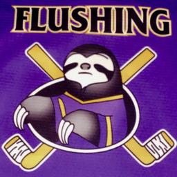 Flushing Ice Sloths