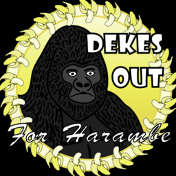 Dekes Out for Harambe