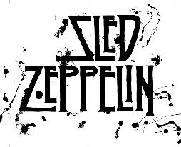Sled Zeppelin