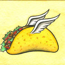 Flying Tacos
