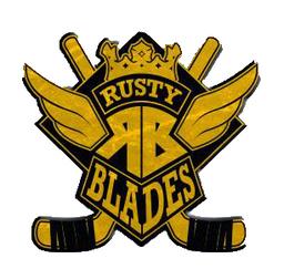 Leiden Rusty Blades